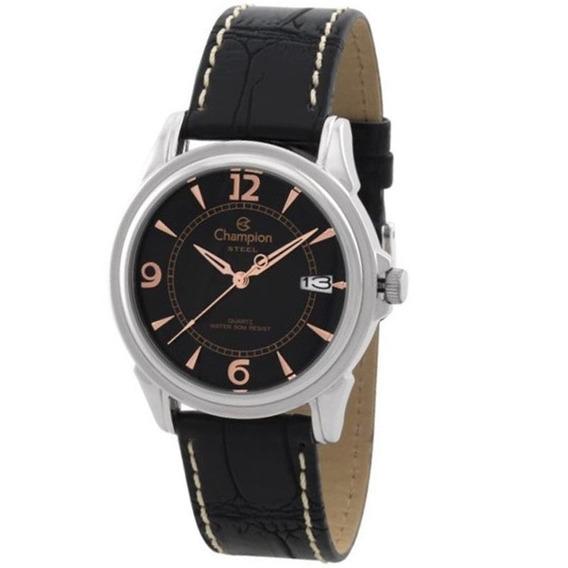 Relógio Unissex Champion Ca20438t, C/ Garantia E Nf