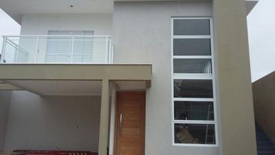 Casa Em Condomínio Itatiba Country Club, Itatiba/sp De 160m² 3 Quartos À Venda Por R$ 630.000,00 - Ca66256