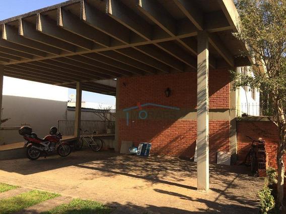 Sobrado Residencial À Venda, Brooklin Paulista, São Paulo - So2491. - So2491