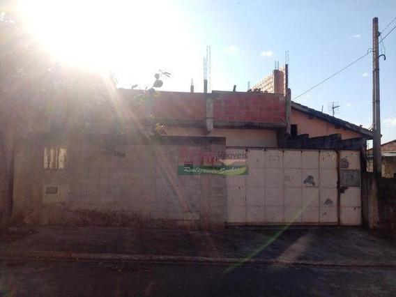 Casa Com 3 Dormitórios À Venda, 120 M² Por R$ 207.000 - Campos De São José - São José Dos Campos/sp - Ca2287