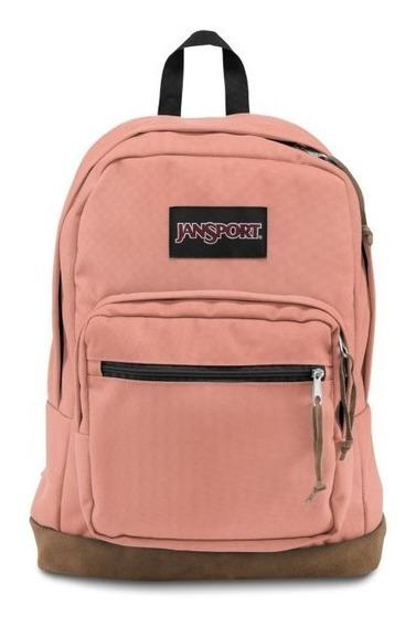 Mochila Jansport Rigth Pack Porta Laptop Varios Colores