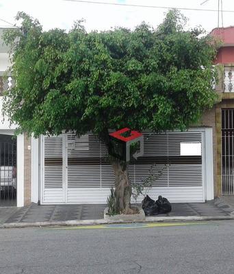 Sobrado Com 4 Dormitórios À Venda, 244 M² Por R$ 700.000 - Jardim Lavínia - São Bernardo Do Campo/sp - So23074