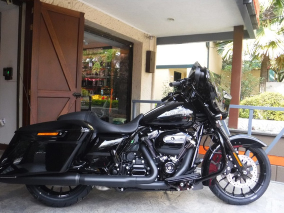 Street Glide Special 114 Ci