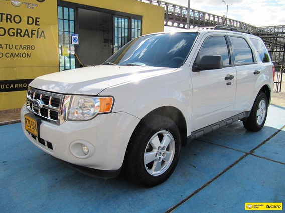 Ford Escape Xlt 3000cc At Aa
