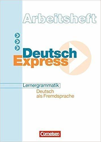 Deutsch Express - Arbeitsbuch