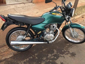 Honda Cg Titan Ks 125
