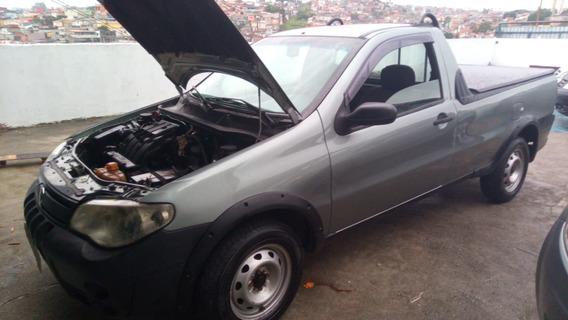 Fiat Strada 1.4 Mpi Fire Cs 8v Flex 2p
