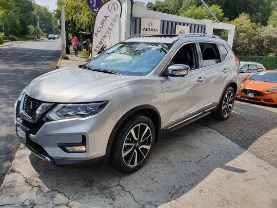 Nissan X-trail 2018 X-trail 4 Gasolina 5p Suv