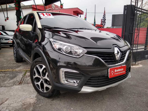 Renault Captur Intense 1.6 At Ano 2019