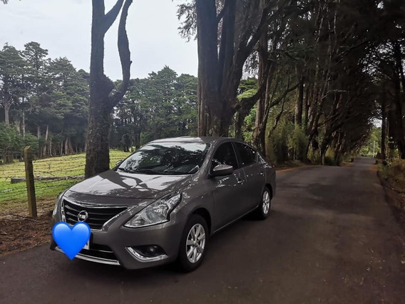 Nissan Versa 2017 1600 Cc
