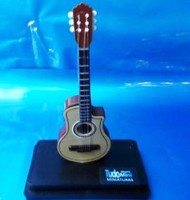 Miniatura De Instrumento Violão Elétrico 12 Cm Ref. 223
