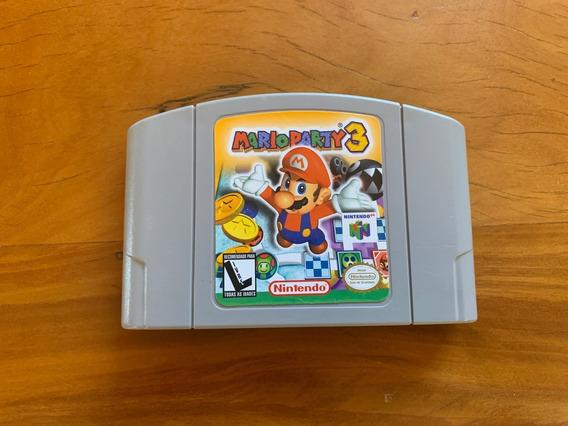 Mario Party 3 - Nintendo 64 - N64