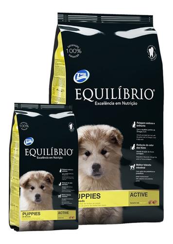 Comida Perro Cachorro Equilibrio 18 Kg + Envío Gratis!