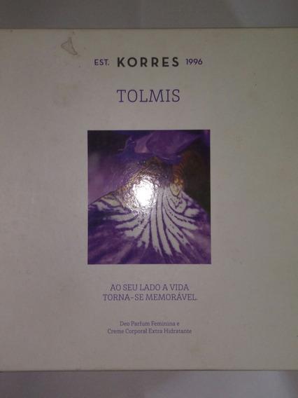 Kit Presente Korres Tolmis
