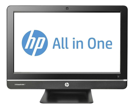 Pc Hp Pro 4300 All In One I3 3.30ghz 240gb Ssd 4gb + Frete