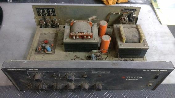 Amplificador Delta Modelo 2505 No Estado
