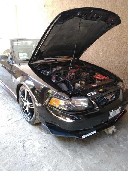 Ford Mustang V6 3.8 Piel