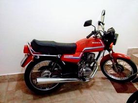 Cg 125 Honda Ano 1986