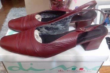 Sapato Pelica Tam 38 Di Mariotti