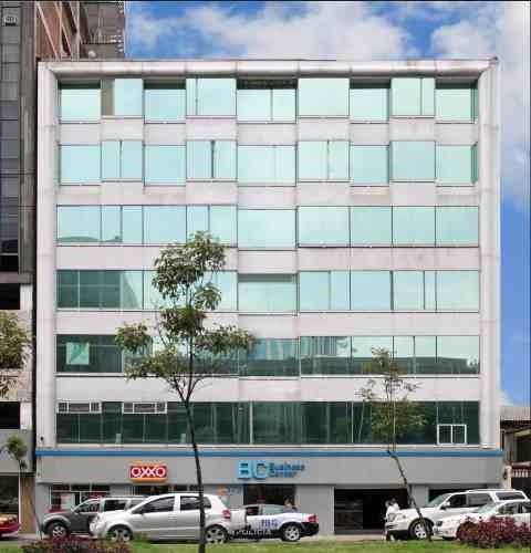 Oficina En Polanco En Renta Área 98 Mts $ 29,400