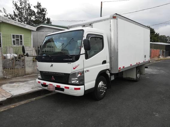 Camión Mitsubishi Fuso 2015