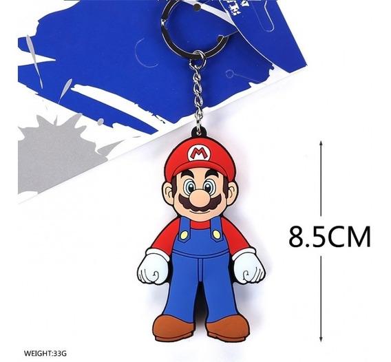 Llavero De Videojuegos Super Mario Unico! Nintendo