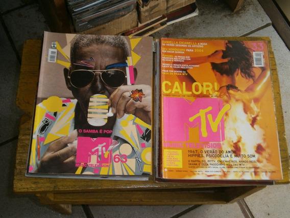 21 Revistas Rock Geral Por R$ 30,00