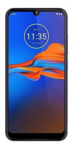 Motorola E6 Plus Dual Sim 64 Gb Caribbean Blue 4 Gb Ram