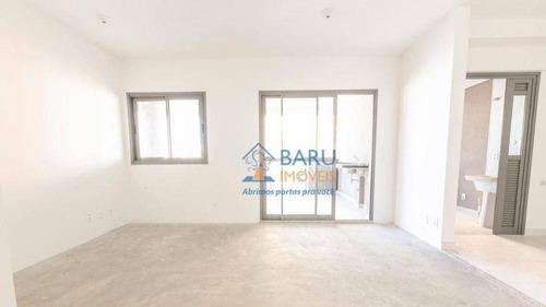 Imagem 1 de 30 de Apartamento Com 2 Dormitórios À Venda, 93 M² Por R$ 1.092.000,00 - Santa Cecília - São Paulo/sp - Ap64582