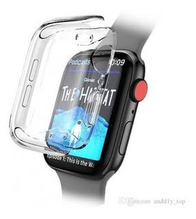 Pelicula Flexível 360 Protetor Apple Watch 4 5 - 40mm 44mm