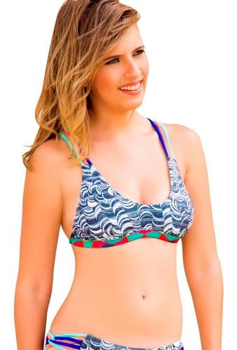 Top Vestido De Baño Bikini Loyal- Passion For The Sun