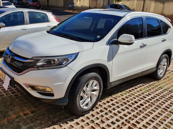Cr-v Exl Flex 4wd 4x4 - Ano: 2015/2015 Flex