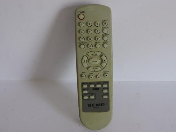 Controle Remoto Semp Vcr 2220 Usado