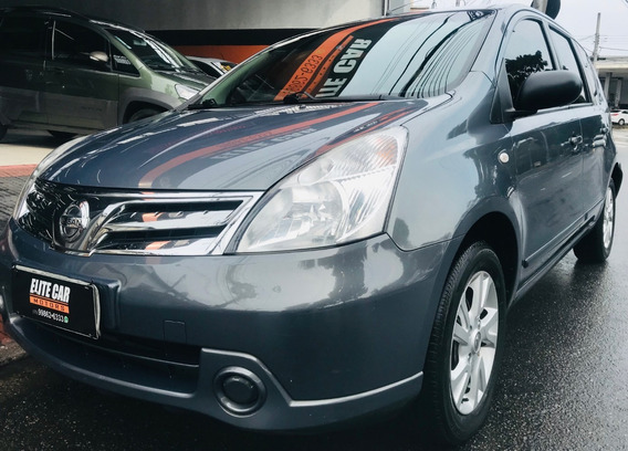 Nissan Livina 2013 1.8 S Flex Automático Completo