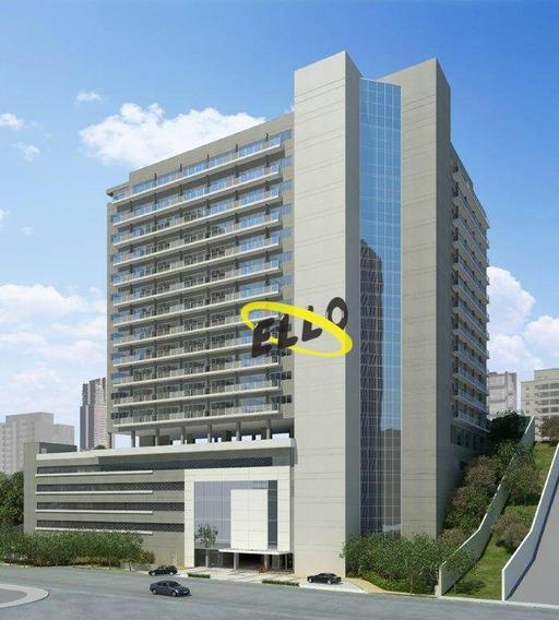 Sala Para Alugar, 42 M² Por R$ 2.400,00/mês - Vila Andrade - São Paulo/sp - Sa0252
