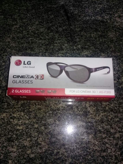 Cinema Glasses 3d LG