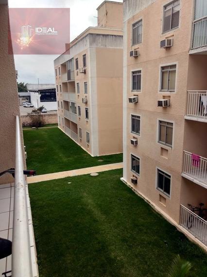 Apartamento Em Parque Califórnia - Campos Dos Goytacazes - 9326