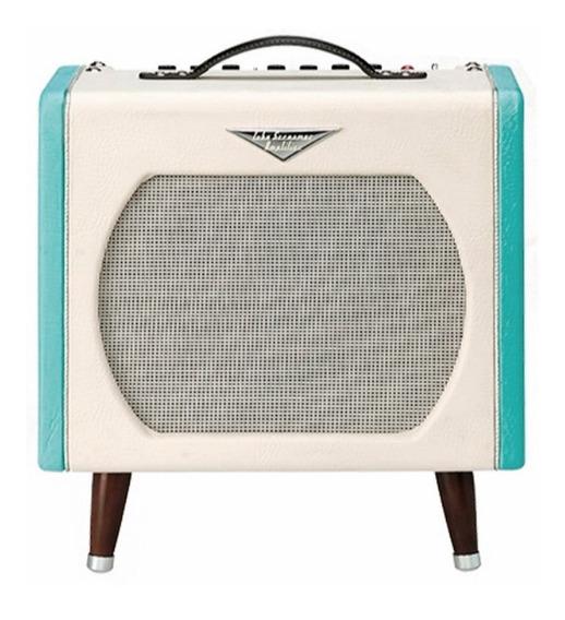Amplificador De Guitarra Ibanez Tsa5tvr Valvular 5w Btq Fcs