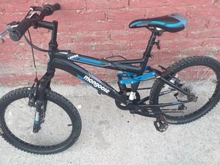 Vendo Bicicleta De Aluminio Para Niño