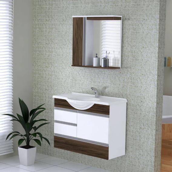 Gabinete De Banheiro Jrorato Para Banheiro Acessórios