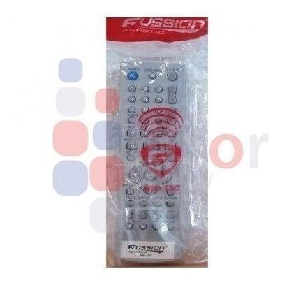 Control Remoto Fussion Rm-100 Dvd Especial