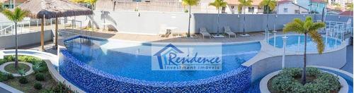 Apartamento Com 3 Dormitórios Para Alugar, 85 M² Por R$ 2.500,00/mês - Jardim Pau Preto - Indaiatuba/sp - Ap0349