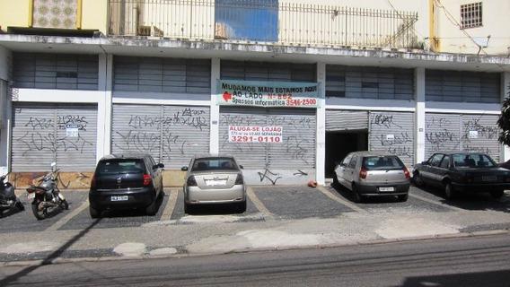 Lojas No Bairro Santa Efigênia Com Área De 247,01m², Próximo A Avenida Dos Andradas - Op2243