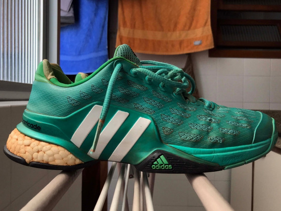 Tênis adidas Barricade 2016 Boost
