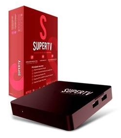 Supertv Red 14 Lançamento Completo