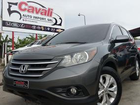 Honda Crv Exl Gris 2012