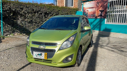 Chevrolet Spark Gt Mt 1.2 2014