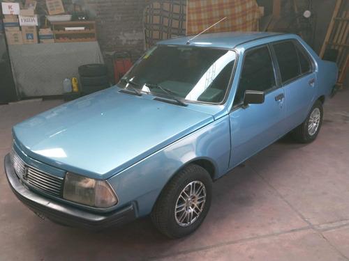 Renault 18 Gts Full 1.6 Con Gnc Año 1990