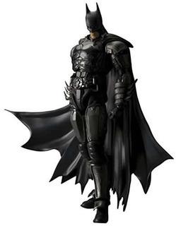 Figura De Batman De Bandai Tamashii Naciones S.h. Versión