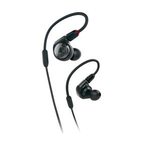Fone De Ouvido In-ear Audio Technica Ath-e40 Cabo Flexível